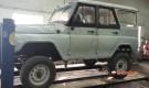 УАЗ-469,1996г.в. на гражданских мостах (отревизированные ), двигатель