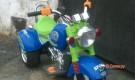 Продам детский электромобиль Geoby 05W320