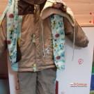 Зимний костюм на мальчика 3-4 года(Канада -30)