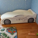 Продам детскую кровать-машину