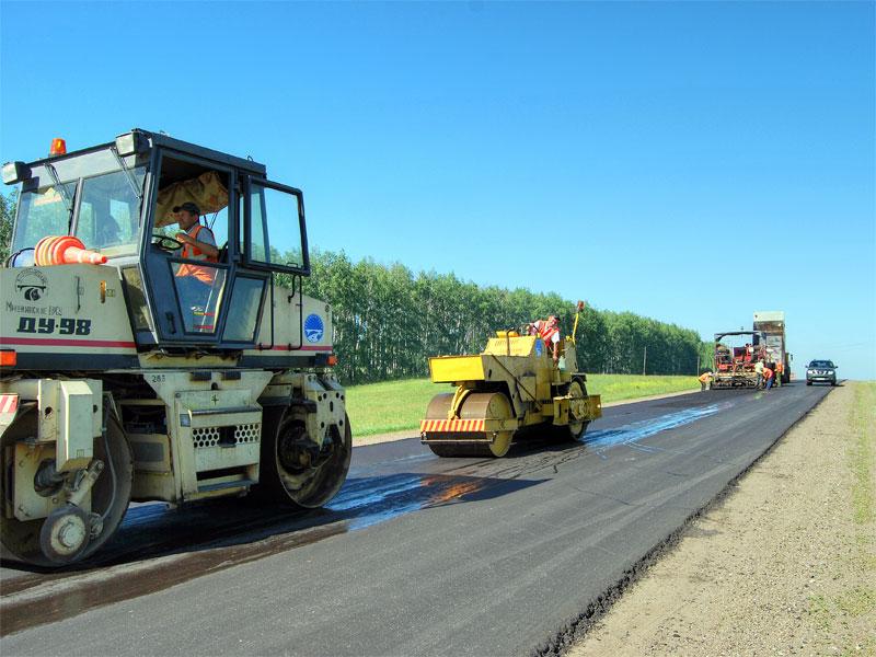 Эксперты Народного фронта проверили ход ремонта дорог в Томском районе