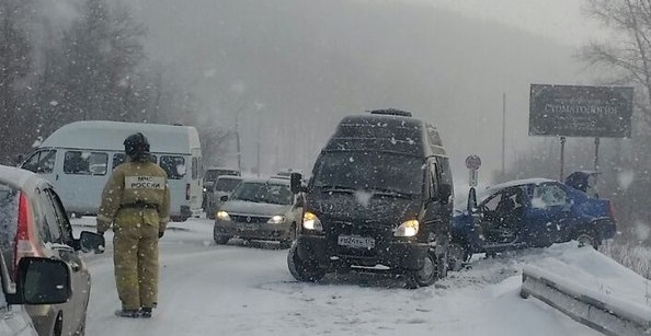ВСаткинском районе автоледи погибла, совершив ДТП